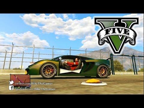 GTA 5 Free Roam Livestream - CUSTOM CARS - GTA V Online Crew