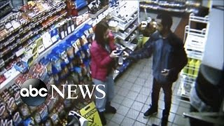 Gas Station Clerk Helps Stop Alleged Kidnapping