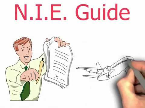 How to get a Spanish Tax Number (N.I.E.) - Top Spain Property