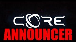 Core Announcer Voice