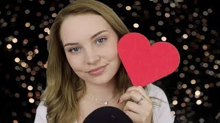 ASMR Tapping On Red Objects ❤️