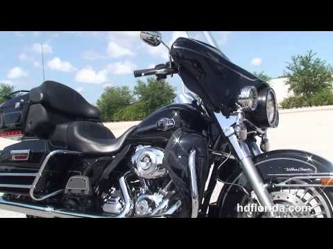Used 2013 Harley Davidson Ultra Classic Electra Glide Motorcycles for sale- Clearwater, FL