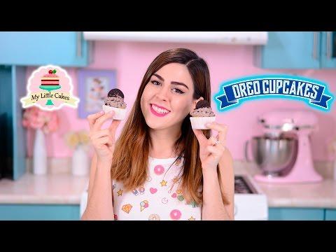 SUPER EASY OREO CUPCAKES | MY LITTLE CAKES
