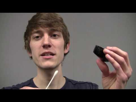 Clean Your Saxophone Mouthpiece W/ Q-Tips!