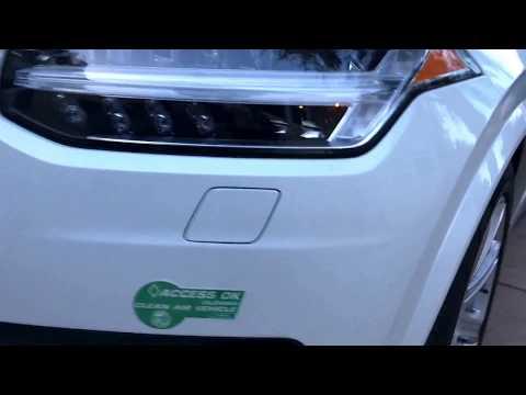 2017 Volvo XC90 T8 Carpool Decals