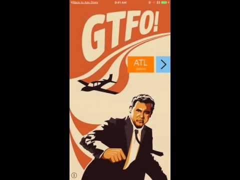 GTFO-GET The FLIGHT Out! Last Minute Flights