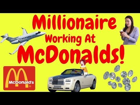 HOW I MADE MILLIONS WORKING AT MCDONALDS? – How To Get Rich Even If Your Broke WITHOUT PENNY STOCKS