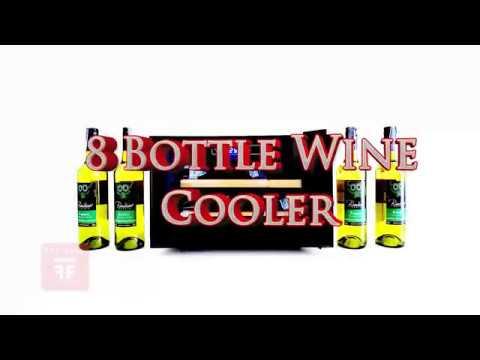 8 Bottle Wine Cooler (Fun Food Thailand)