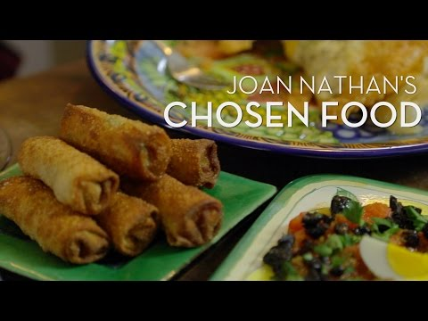Joan Nathan's Brik: A Traditional Tunisian Appetizer