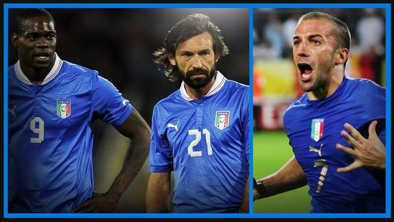 Le Partite più belle dell'Italia (HD)