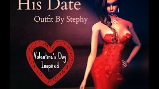 IMVU Create-An-Avatar: His Date (Female)