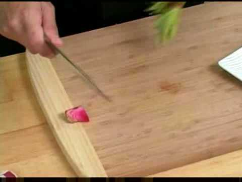 Cooking Tips : How to Clean Rhubarb