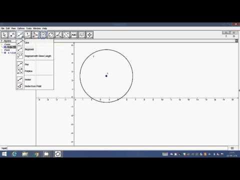 Geogebra practical No.  8