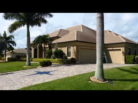 CAPE CORAL TILE  ROOF CLEANING