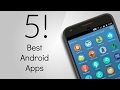 Best Android Apps | April 2017!