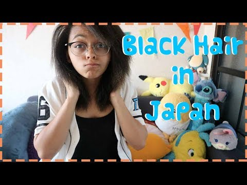 Black Hair Care in Japan | Summer | Humidity |
