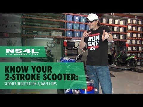 8. Your Scooter's Registration, General Safety Tips, Helmet Laws (Florida), Eye Protection