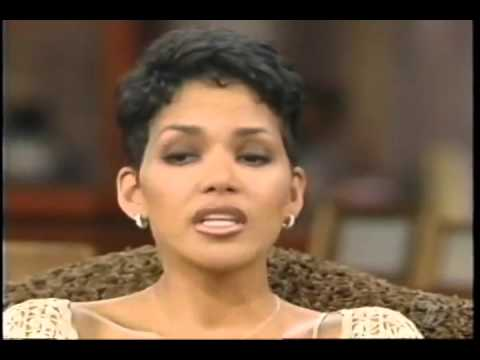 Halle Berry discusses her suicide attempt.