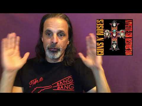 Guns n Roses Appetite For Destruction Announced Re Release Initial Thoughts