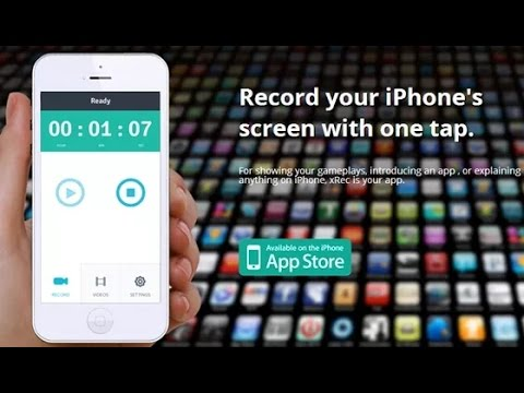 [NEW] Download 3 Screen Recorder Apps from Appstore iOS 10 - 10.3.2 iPhone iPad