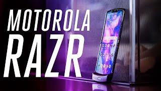 Motorola Razr review: flip flop