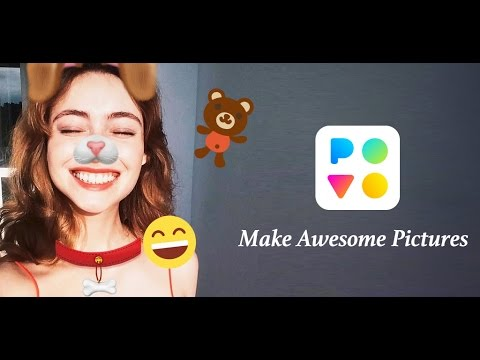 POTO - Best Photo Editor & Collage Maker & Make Awesome Pictures