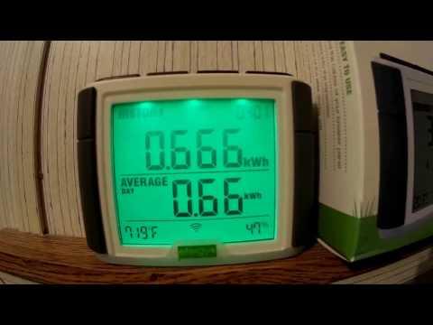 Efergy Elite 3.0 whole house power monitor