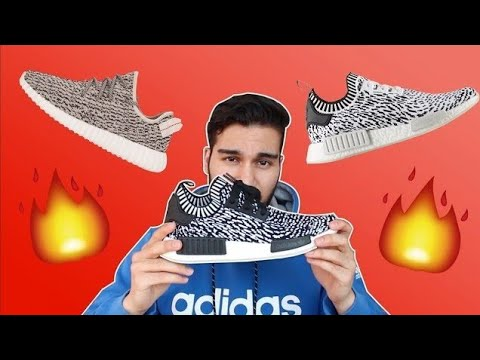Adidas NMD R1 PK Sashiko/Zebra Review + On Feet | Amazing Yeezy Alternative!