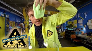 Science Max  BUILD IT YOURSELF  SLIME  Polymers  School Project