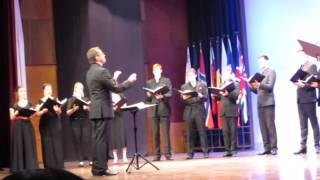 The National Youth Chamber Choir Of Great Britain In Malta 2015 Prt 2