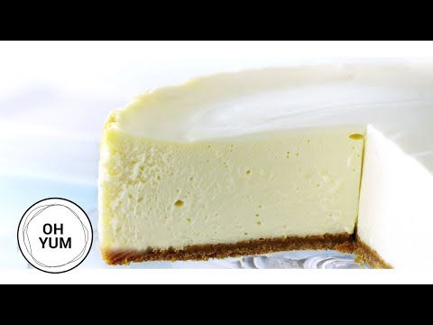 New York Cheesecake | Oh Yum With Anna Olson