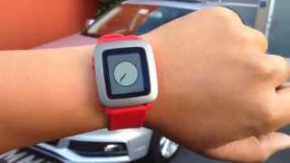 Pebble Time: First Look at Red