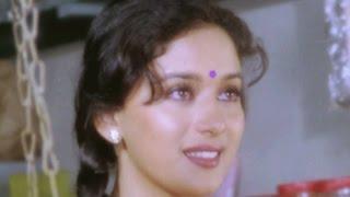 Madhuri Dixit, Mithun Chakraborty, Ilaaka - Scene 6/20