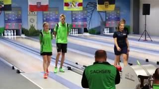 Dkbc U18 Lv 08-10-2017 Straubing - Finale Sprint-mixed-wettbewerb