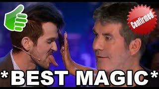 Top 5 *BEST MAGICIANS* That Will BLOW Your Mind! America