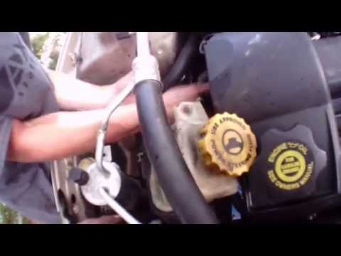 2004 chrysler timing chain and water pump 2.7l