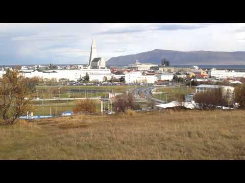 Iceland '11 - Perlan viewpoint of Reykjavik