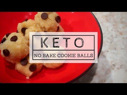 Keto No Bake Cookie