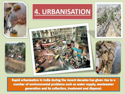 ppt on Causes of River pollution