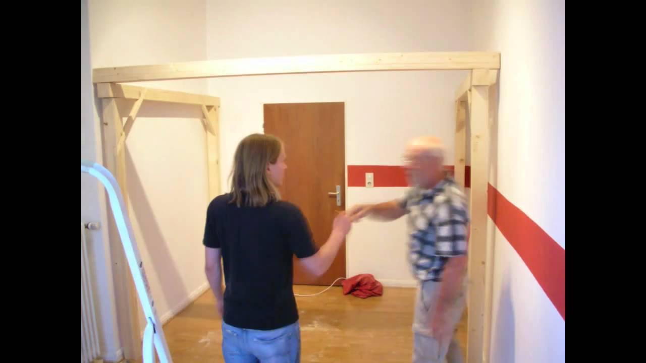 Time Lapse - Building a loft bed