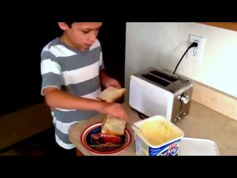 How to Make Butter Toast