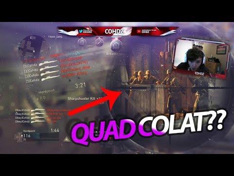 QUAD COLLAT!? | Live Highlights #38! | @cohhdz