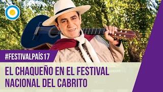 Festival País '17 - El Chaqueño Palavecino en el Festival Nacional del Cabrito