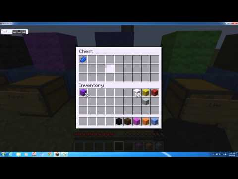 How To Make All The Dyes And Colors Of Wool In Minecraft
