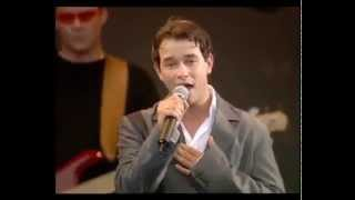 """Boyzone - """"No Matter What"""" @ Party In The Park 1999."""