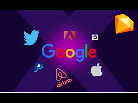 Learn how to get any brand logos right into Sketch App