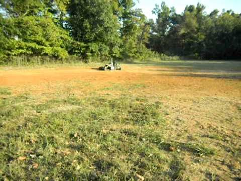 GSXR 600 Go Kart- Dirt Track