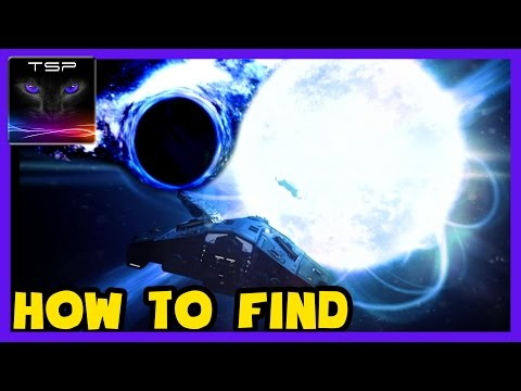 Elite Dangerous - How to find BLACK HOLES and NEUTRON Stars [Tutorial]