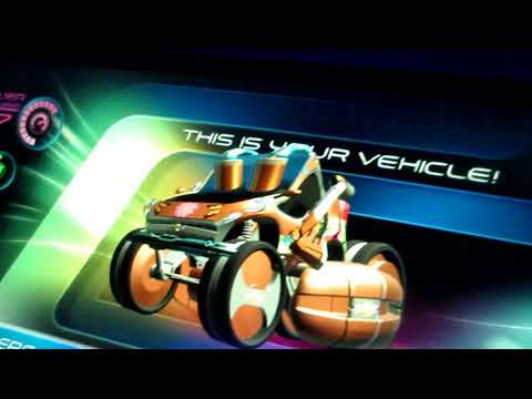 The Ugliest Car in Test Track History? Epcot!