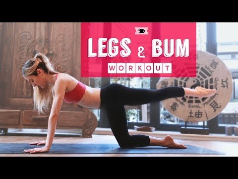 Lean Legs and Toned Bum Workout